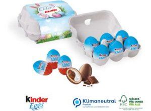 Oster Eier mit Logo