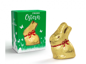 Lindt Mini Hase